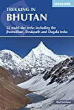 Trekking in Bhutan: 22 multi-day treks including the Lunana 'Snowman' Trek, Jhomolhari, Druk Path and Dagala treks (Cicerone Trekkers Guides) (English Edition)