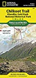 Chilkoot / Klondike Gold Rush: National Geographic Trails Illustrated Alaska (National Geographic Trails Illustrated Map, Band 254)