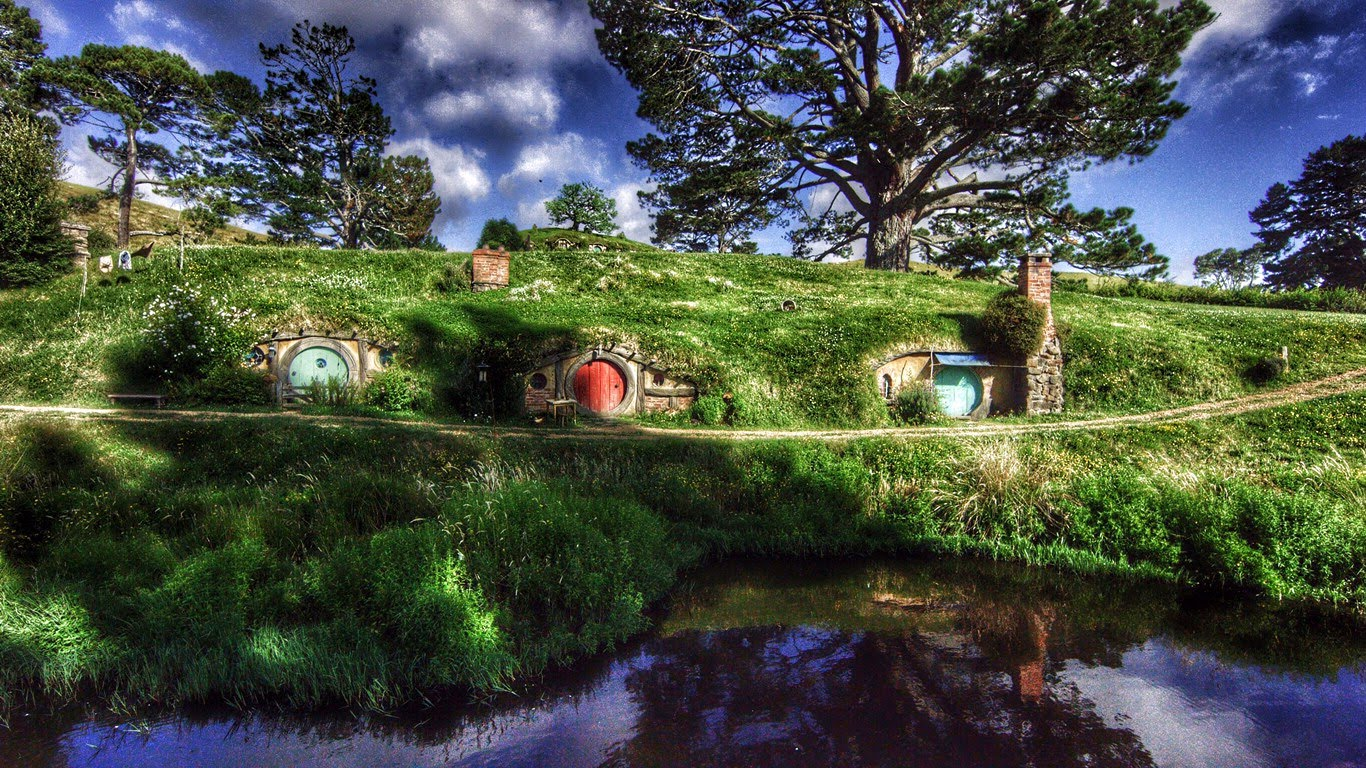 Lord Of The Rings Set Tour New Zealand