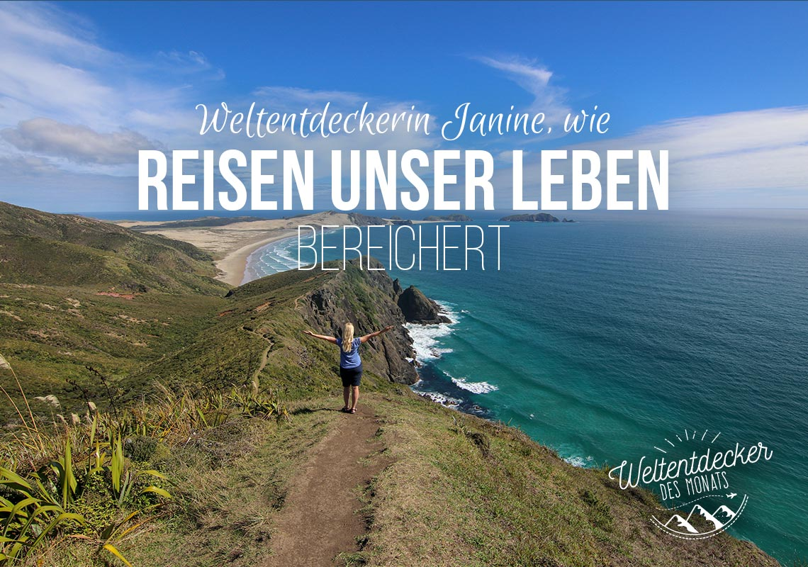 Weltentdecker des Montas – WE TRAVEL THE WORLD